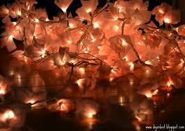 best diy string lights garlands