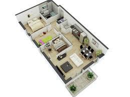 3d design elderly apartment bedroom 3d house