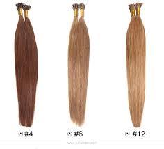 Keratin Tipped Hair Extensions by Keratin I Tip Peruvian Straight Virgin Hair Extensions