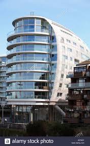 london glass building uk london battersea a modern glass building beside battersea