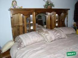 cost to ship king size waterbed bed frame headboard mattress