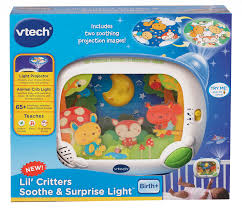 ceiling light toys for babies vtech baby lil critters soothe and surprise light v tech amazon