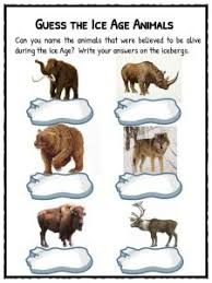 ice age facts u0026 worksheets for kids historical information