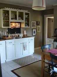 Updating Kitchen Cabinets On A Budget Loft U0026 Cottage My Kitchen Redo Big Changes On A Tiny Budget