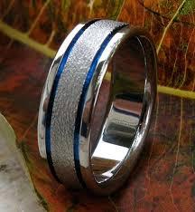 thin line wedding ring best 25 titanium rings for ideas on wedding ring
