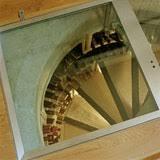 Wine Cellar Floor - trapdoor in the kitchen floor spiral wine cellars kitchn