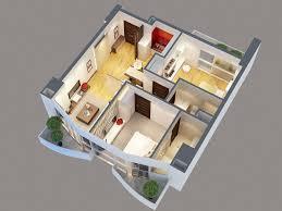3d model modern interior apartment cgtrader