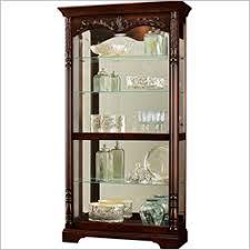 Display Cabinets Edmonton Curio Cabinets Glass Display Cabinets