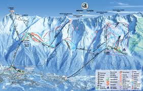 Piste Maps For Italian Ski by Maps Of Chamonix France Chamonet Com