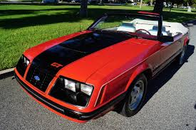 1983 mustang glx convertible value 1983 ford mustang glx opal stock 293 for sale near