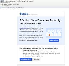 indeed search resumes indeed has killed privacy recruitingblogs