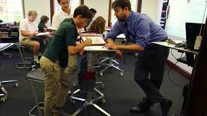 are standing desks good for you students using standing desks to learn cnn