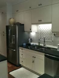 Kitchen Galley Design Ideas 9 U2032 X 10 U2032 Galley Kitchen Reno With Ikea Cabinets Cost 2 600