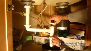 How To Unclog A Kitchen Sink How To Fix Clogged Kitchen Sink That Won T Drain