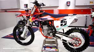 factory motocross bikes 2015 ktm 450 u0026 250 sxf factory edition intro derestricted