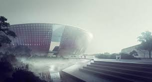 mir no for nbbj stadium crowds pinterest architecture and