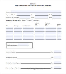 roofing invoice template word invoice sample 11 documents in