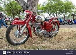 vintage honda a 1957 honda dream 250 motorcycle at the vintage japanese stock