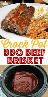 crock pot bbq beef brisket recipe brisket beef brisket slow