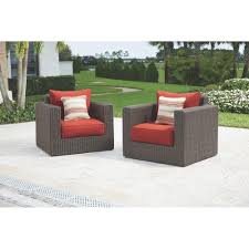 home decorators collection naples brown patio lounge chair with