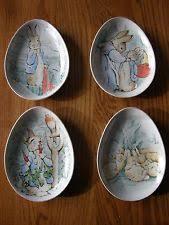 Peter Rabbit Pottery Barn Pottery Barn Easter Plates Ebay