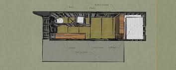 Stunning Tiny House Built On A Gooseneck Flatbed Trailer Tiny House Plans For A Gooseneck Trailer