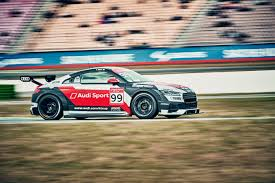 audi racing car magazine races in the 2017 audi sport tt cup by car magazine