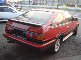 year toyota corolla 1987 year toyota corolla levin ae86 gt apex for sale car on