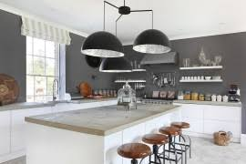 Gray Kitchen Ideas Classic And Trendy 45 Gray And White Kitchen Ideas