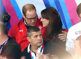 Prince William And Kate Duchess Kate And Prince William Are Adorably Affectionate At Wales