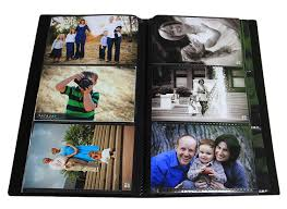 high capacity photo album photo album portfolio for 4 x 6 inch photos with