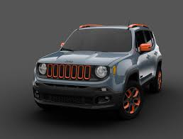 commando jeep modified 2015 jeep renegade receives mopar goodies for 2015 detroit auto