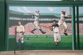 portsmouth floodwall baseball murals on madison street local portsmouth floodwall baseball murals on madison street