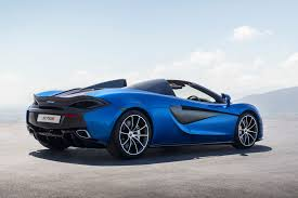 renault sport spider mclaren u0027s new 570s spider is its u0027most attainable u0027 supercar the