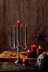 top 15 easy halloween centerpieces with candle u2013 interior decor