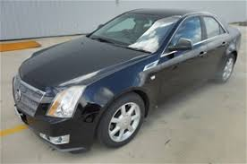 cadillac cts australia 2009 cadillac cts rwd automatic sedan auction 0001 8007023