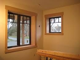 Interior Molding Designs by 25 Best Craftsman Window Trim Ideas On Pinterest Window Casing