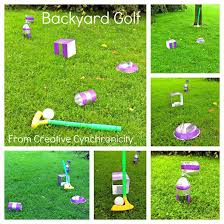How To Make A Putting Green In Your Backyard Backyard Mini Golf White House Black Shutters