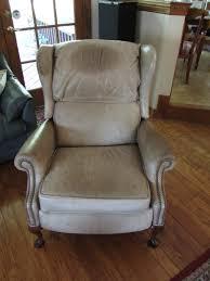 Leather Chair Restoration Precision Leather Restoration