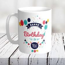 happy birthday design for mug send happy birthday mug online by giftjaipur in rajasthan