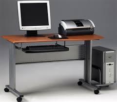 Personal Computer Desk Computer Carts U0026 Desks Furniture Wholesalers