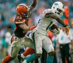 miami dolphins wr jarvis landry on track for record setting season