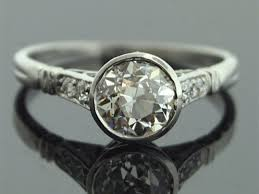 simple vintage engagement rings vintage engagement rings 1920s performance with the