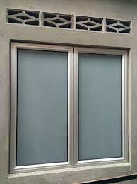 Cermin Tingkap Nako kedai kaca dan aluminium home