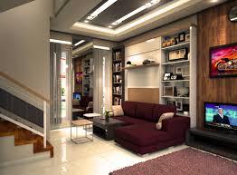 Interior Rumah type 70 Casa Delia Residence Pondok Cabe  One