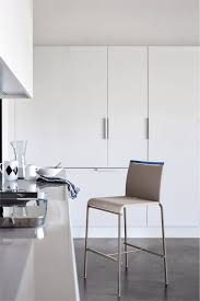 calligaris web bar stool matching dining chair available
