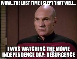 Independence Day Movie Meme - image tagged in memes captain picard facepalm goofy memes