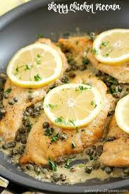 Chicken Piccata Cooking Light Skinny Chicken Piccata Recipe Yummy Healthy Easy