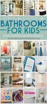Pottery Barn Kids Bathroom Ideas by Best 20 Kid Bathroom Decor Ideas On Pinterest Half Bathroom