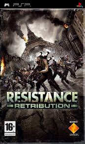 dungeon siege 3 retribution resistance retribution